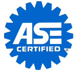 ASE Certified master mechanics